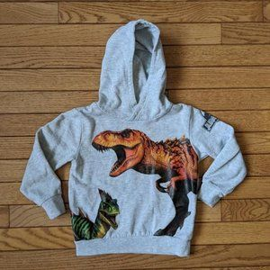 H&M Jurassic World Sweatshirt Size 2-4 Years